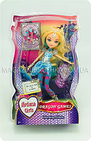 Кукла Ever After High - Игры драконов DH2116A