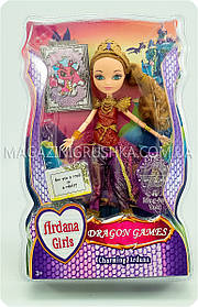 Кукла Ever After High - Игры драконов DH2116C