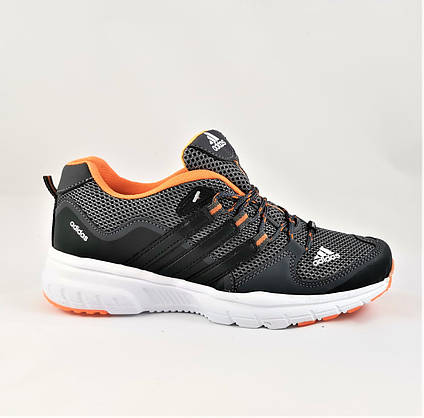 Кроссовки Мужские Adidas Terrex Серые  Адидас (размеры: 41,44) Видео Обзор, фото 2