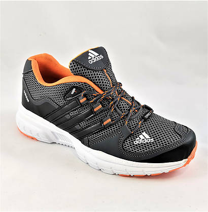 Кроссовки Мужские Adidas Terrex Серые  Адидас (размеры: 41,44) Видео Обзор, фото 3
