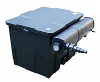 Прудовый напорный фильтр SunSun CBF-350 UV