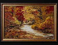 Янтарная Картина Пейзаж,Природа