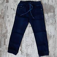 Джинсы модные детские #4126. 1-2-3-4 года. Оптом