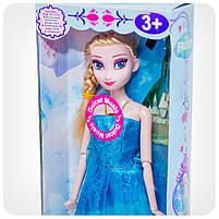 Кукла «Холодное сердце» (Frozen) - Эльза и Анна (шарнир., муз.), фото 2