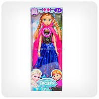 Кукла «Холодное сердце» (Frozen) - Эльза и Анна (шарнир., муз.), фото 3