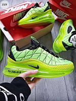Зимние Кроссовки Мужские Nike MX 720 818 Salt Зеленые