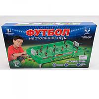 Футбол 5555A (12шт) на штангах, 43-25см, в кор-ке, 51,5-28-7см Н