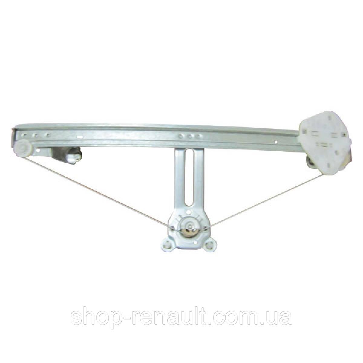 Стеклоподъемник механический передний правый Logan/MCV/Sandero ASAM 30822
