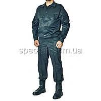 Костюм охранника из ткани грета