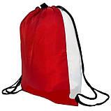 Дизайнерский  рюкзак-мешок  с принтом, фото 4