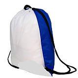 Именной рюкзак-мешок  с принтом, фото 3