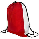 Именной рюкзак-мешок  с принтом, фото 4
