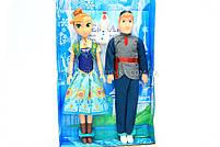Куклы «Холодное сердце» - Эльза и Кристофф F316EF, фото 2