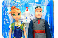 Куклы «Холодное сердце» - Эльза и Кристофф F316EF, фото 3