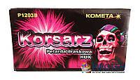 Петарди Корсар 3 на 3 пострілу (P1203B) Kometa