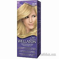 Крем-краска для волос стойкая Wellaton 10.0 Сахара