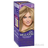 Крем-краска для волос стойкая Wellaton 8.1 Ракушка