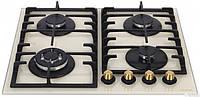 Варочная поверхность Ventolux HSF640-T3G CEST (IVORY/BRONZE) газ контроль