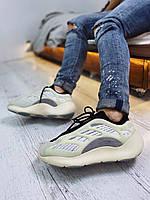 Кроссовки Adidas Yeezy 700 V3 Azael Адидас Изи 700 Белые