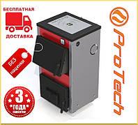 Дровяной котел с плитой «ProTech» Econom TTП 12, 15, 18 кВт