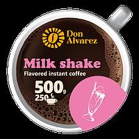 Кофе растворимый ароматизированный Молочный шейк 500 г сублимированный