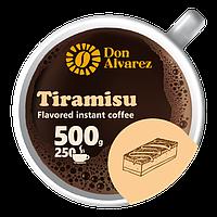 Кофе растворимый ароматизированный Тирамису 500 г сублимированный