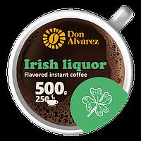 Кофе растворимый ароматизированный Ирландский Ликер 500 г сублимированный
