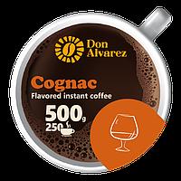 Кофе растворимый с ароматом Коньяка 500 г сублимированный