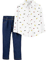 Комплект (рубашка+штаны) Carters