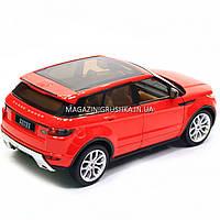 Машинка игровая автопром «Range Rover Evoque» красный 68244A, фото 7