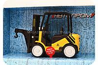 Машинка ігрова автопром «Підйомник» 7760, фото 2
