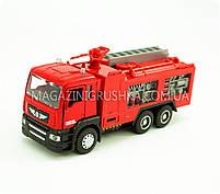 Машинка ігрова автопром «Пожежна машина» 5001, фото 3
