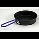 Кастрюля-кружка 0,9 л. анодированная с крышкой-сковородкой, фото 4
