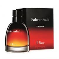 Парфюмированная вода для мужчин Christian Dior Fahrenheit Le Parfum  EDP (Кристиан Диор Фаренгейт)  не оригинал 75 мл (Турция)