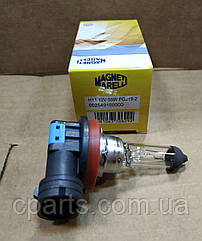 Лампочка протитуманної фари H11 Renault Megane 2 (Magneti Marelli 002549100000)(висока якість)
