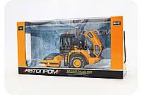 Машинка ігрова автопром «Трактор штеффі» 7768, фото 2