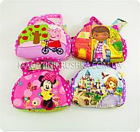 Міні-сумочка дитяча «Улюблені герої» - Доктор Плюшева, фото 2