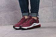 Кроссовки женские 16131, Nike Air 720, бордовые ( размер 36 - 23,0см ), фото 2