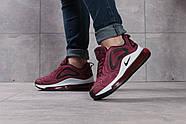 Кроссовки женские 16131, Nike Air 720, бордовые ( размер 36 - 23,0см ), фото 4