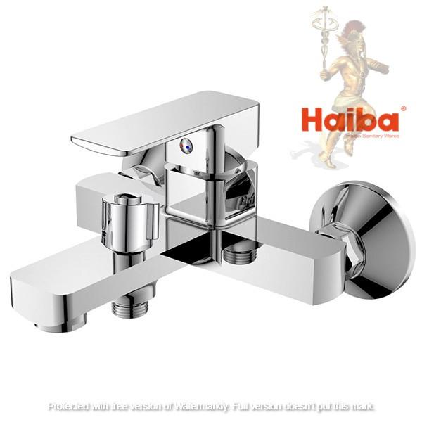 Смеситель для ванны с душем HAIBA KUBUS 009 EURO