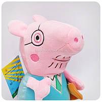 Мягкая игрушка «Свинка Пеппа» - Папа Свин (30 см), фото 2