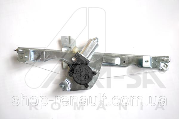 Cтеклоподъемник передний - левый (с эл. приводом) Duster/Sandero ASAM 32042
