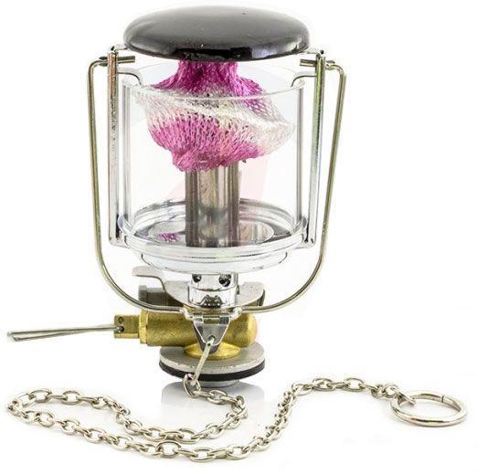 Газовая лампа Tramp с пьезоподжигом, в футляре TRG-026