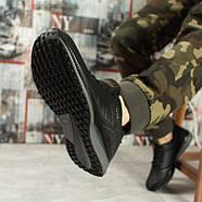 Кроссовки мужские 10141, BaaS Sport, черные ( размер 41 - 26,3см ), фото 5