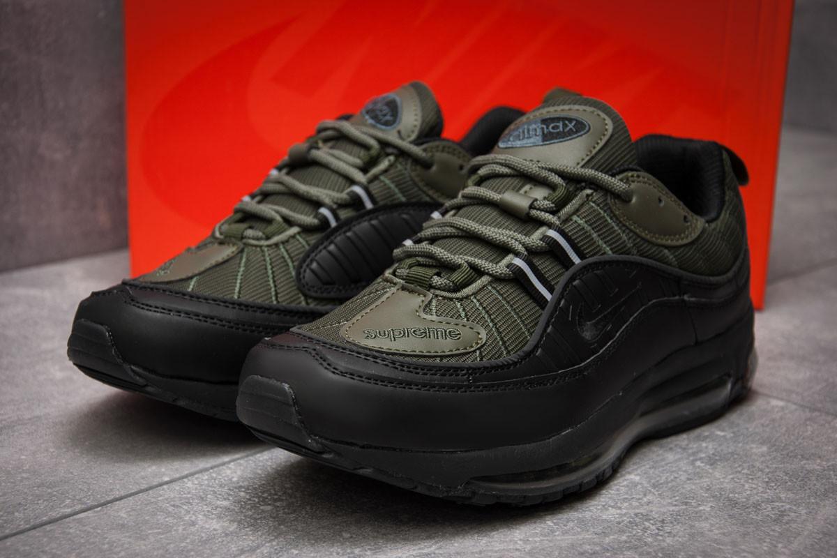 Кроссовки мужские 12676, Nike Aimax Supreme, хаки ( размер 41 - 26,0см )