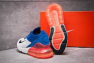 Кроссовки мужские 13424, Nike Air Max 270, синие ( размер 43 - 27,0см ), фото 4