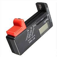 Цифровой тестер аккумуляторов и батареек для проверки уровня заряда