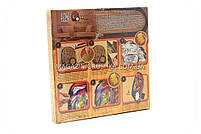 Набор для креативного творчества Danko toys ArtWood. Настенные часы LBZ-01-01, фото 2