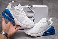 Кроссовки мужские 13426, Nike Air Max 270, белые ( размер 41 - 25,5см ), фото 2