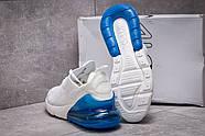 Кроссовки мужские 13426, Nike Air Max 270, белые ( размер 41 - 25,5см ), фото 4